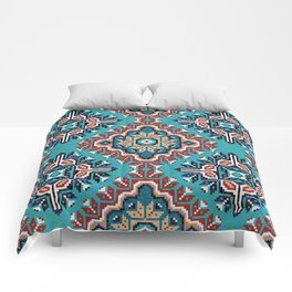 Native American Navajo pattern II Comforters
