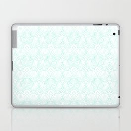 Miami Beach Motel- Mint Laptop & iPad Skin