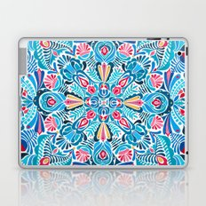 Folk mandala Laptop & iPad Skin