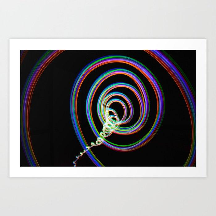 Tornado Kunstdrucke