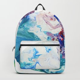 Mermaid Kisses IV Backpack