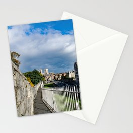York City Roman wall and Minster Stationery Cards