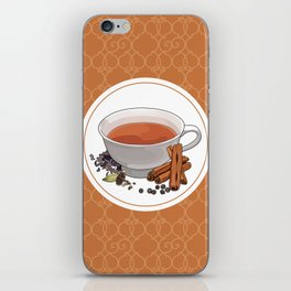 Tea Lover iPhone Skin