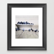 Blueberry Hill Framed Art Print