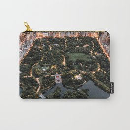 Central Park New York Carry-All Pouch
