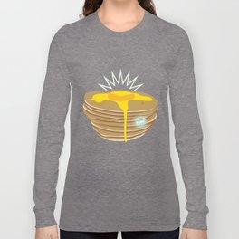 Flapjack Frenzy Long Sleeve T-shirt