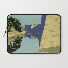 Fort Marion National Monument, St. Augustine, Florida Laptop Sleeve