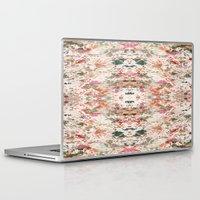 minerals Laptop & iPad Skins featuring Mystic Minerals 3 by Caroline Sansone