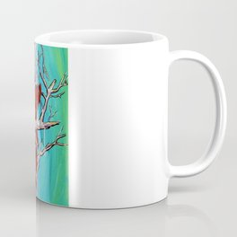 Heart Of Africa Coffee Mug