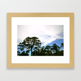 Celestial Son Framed Art Print