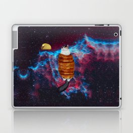 Cat Bacon and Taco Space Laptop & iPad Skin
