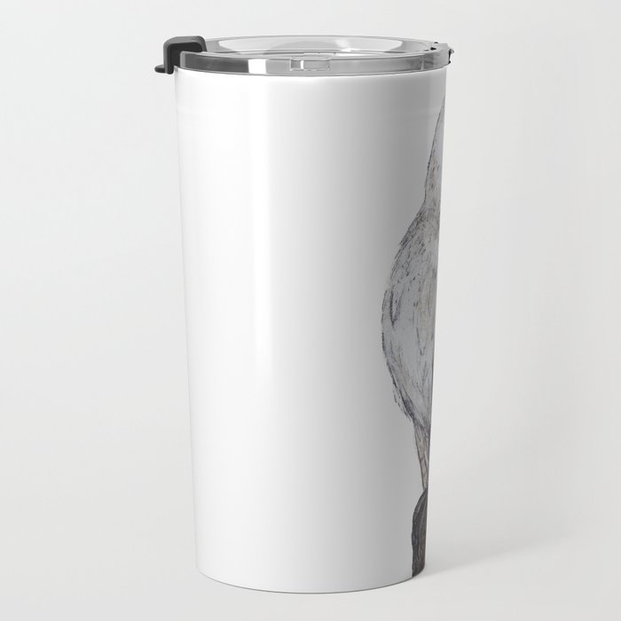 Barn Owl Travel Mug