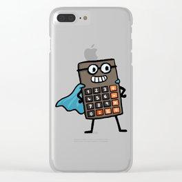 Calculus! Clear iPhone Case