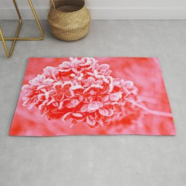 Coral Ice Crystal Sound Rug