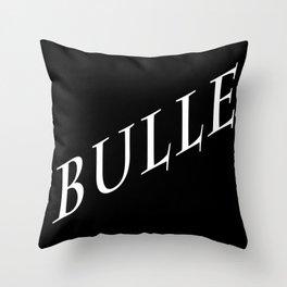 bulle Throw Pillow