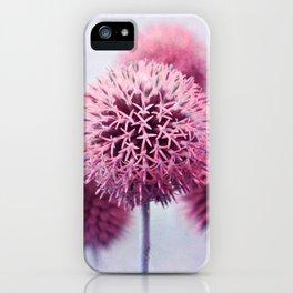 pink summer iPhone Case