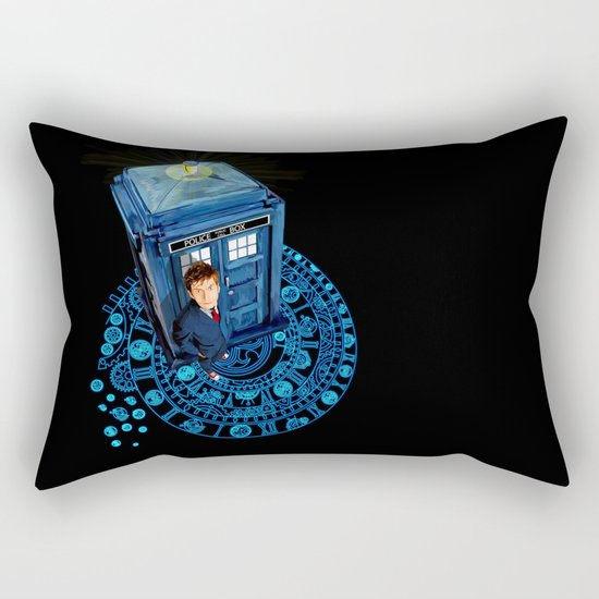 Doctor who at Arch of time Zone iPhone 4 4s 5 5c 6, pillow case, mugs and tshirt Rectangular Pillow