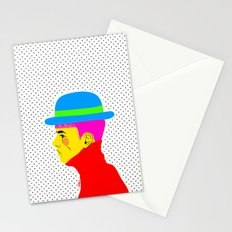 Mr. Colors Stationery Cards