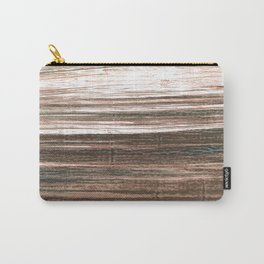 Linear abstract Carry-All Pouch