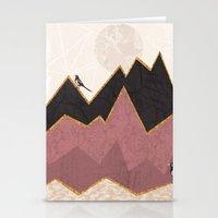 velvet underground Stationery Cards featuring Velvet by Kakel