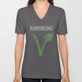 Earthling Unisex V-Neck