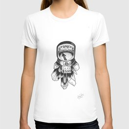 Astronaut in the Woods T-shirt