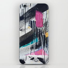 The Cover Up iPhone Skin