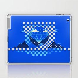 Chaos Emerald Laptop & iPad Skin