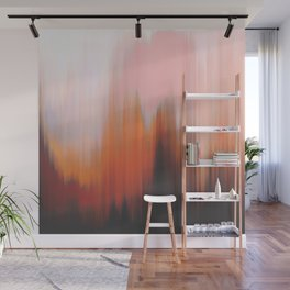 Give In Wall Mural
