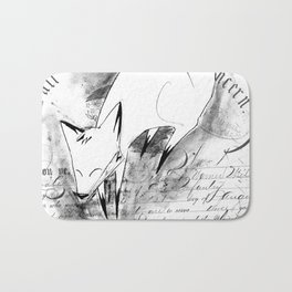 minima - deco fox Bath Mat