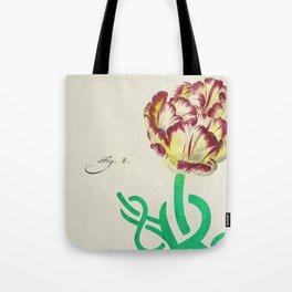 Don´t forget me flower { Fig. 8 } Tote Bag