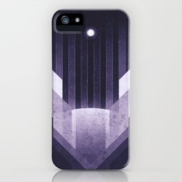 Dione - The Ice Cliffs iPhone Case