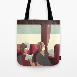 Day Trippers #1 - Arrival Tote Bag
