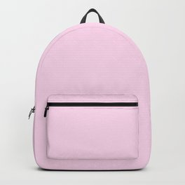 Happy Place Matching Light Pink Backpack