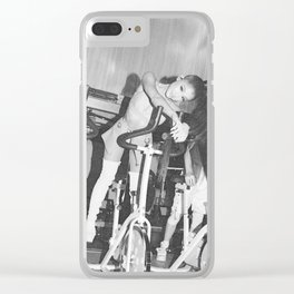 Side to Side - DWT Ariana Clear iPhone Case