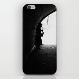 Sax Man iPhone Skin