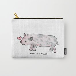 Kune Kune Pig Carry-All Pouch