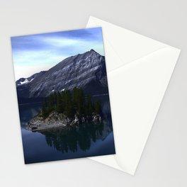 Upper Kananaskis Lake Stationery Cards