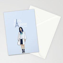 Fashion Week Stationery Cards