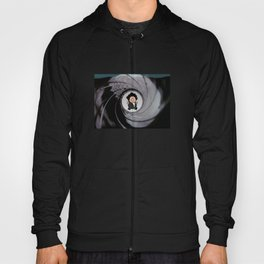 The pig with the golden gun Hoody
