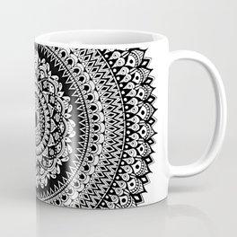 Tribal Inspired Mandala B Coffee Mug