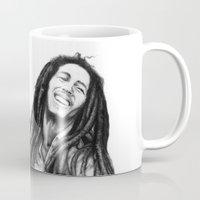 marley Mugs featuring Marley ballpoint pen by David Kokot