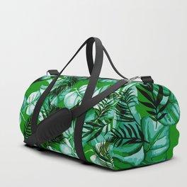 Green Garden Duffle Bag