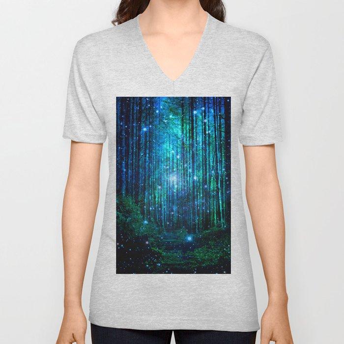 magical path Unisex V-Neck
