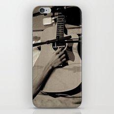 Soundcheck iPhone & iPod Skin