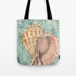 Shabby Shell2 Tote Bag
