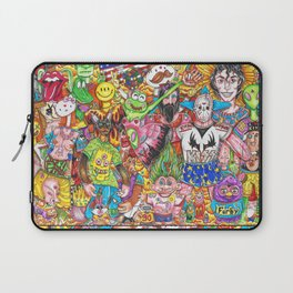 Out of a Kitsch mind Laptop Sleeve