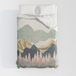 Summer Vista Duvet Cover