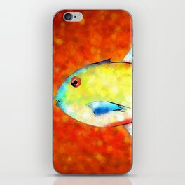 Esperimentoza - gorgeous fish iPhone Skin