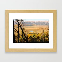 Kenosha  Framed Art Print